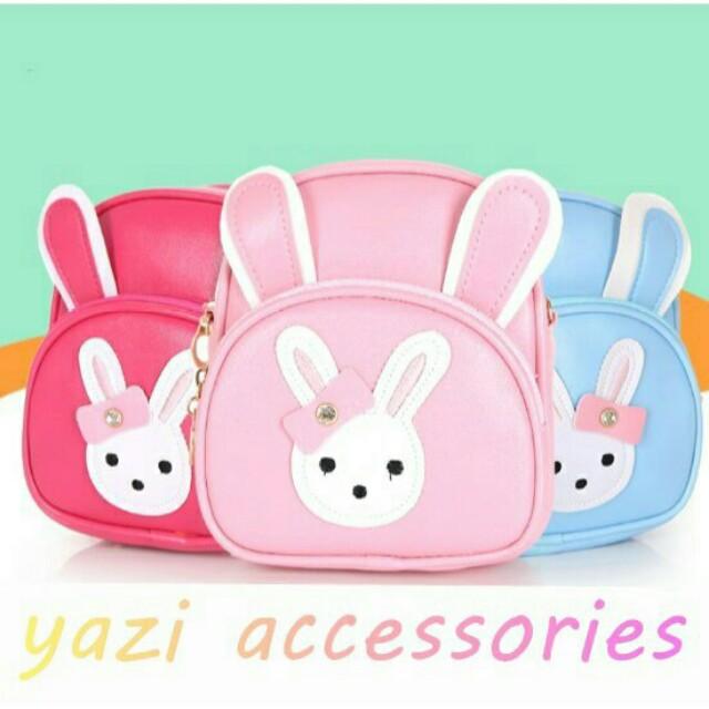 Yazi mini bunny backpacks