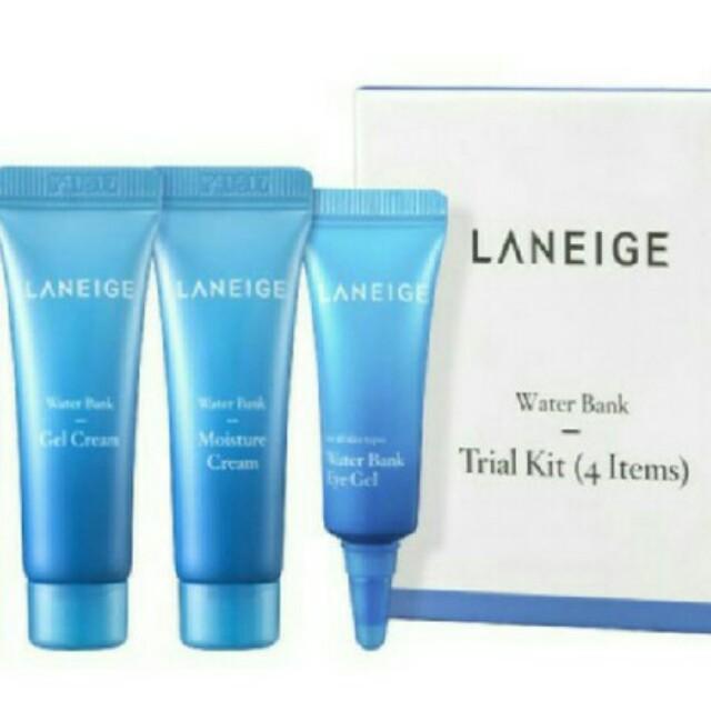 Year End Sale 🎁 Laneige waterbank trial kit
