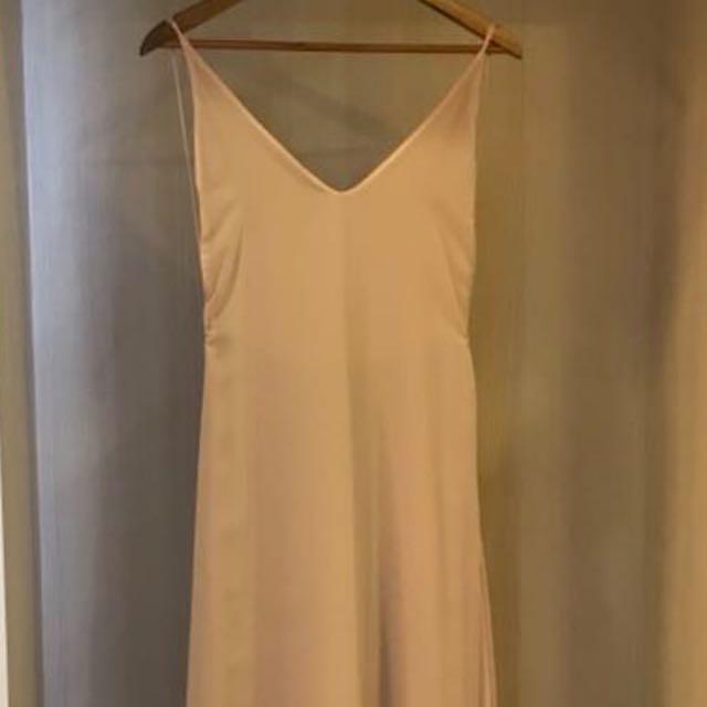 Zoo backless dress