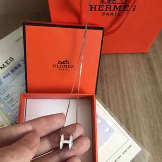 Hermes necklaces