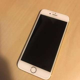 iPhone 6 16gb  gold colour
