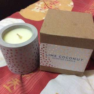 Brand New Cotton On Like Coconut Scented Candle