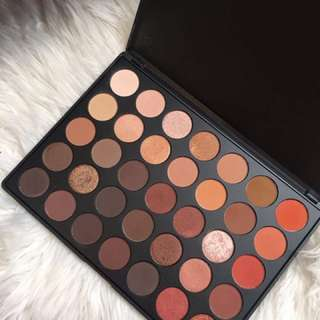 [Authentic] MORPHE 35O Color Nature Glow Eyeshadow