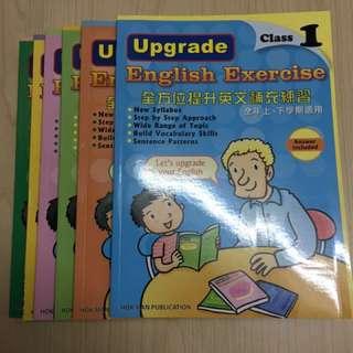 英文補充練習