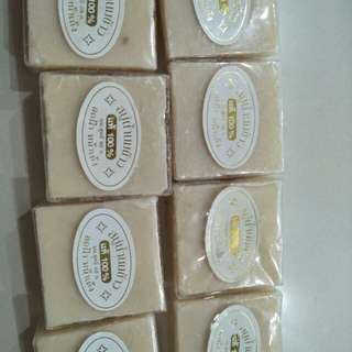 Slimming soap