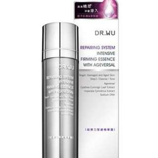Dr Wu Repairing System Intensive Firming Essence with Ageversal 50ml
