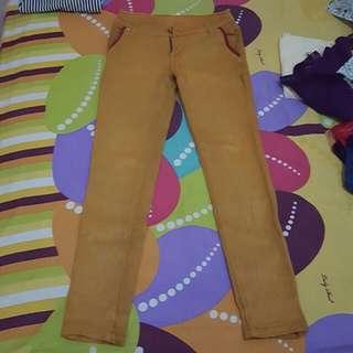 Celana jeans hermes