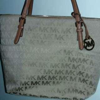 MK Tote Bag. 100% Original!!!!