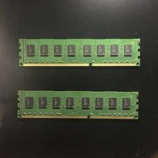 DDR3 2GB Ram (Crucial)