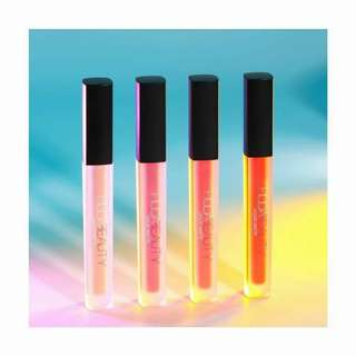 🌹Huda Beauty Shimmer Edition Liquid Lipstick