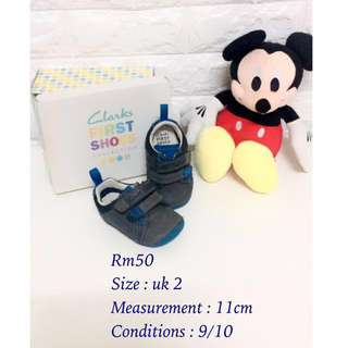 Clarks Shoes for baby/kids
