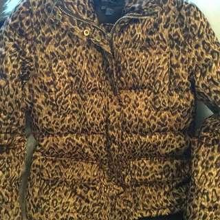 ZARA Women's Down Feather Puff Coat REDUCED