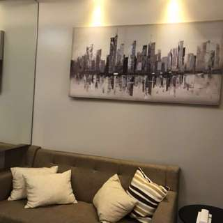 FOR RENT! 1 Br With Balcony In Roxas Blvd., Pasay City