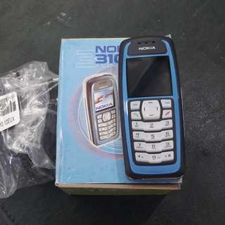 Nokia jadul 3100 normal
