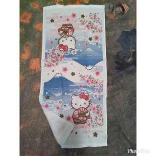 Hello Kitty Mount Fuji Towel