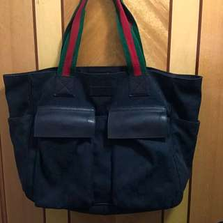 Gucci Classic Signature Tote Bag