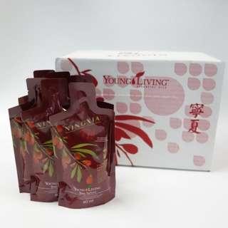 Young living NXR寧夏紅杞子汁 ningxia red 60ml (5包/10包)