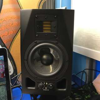 Adam A5X nearfield studio monitors