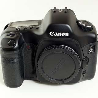 Canon 5D Classic (Used)