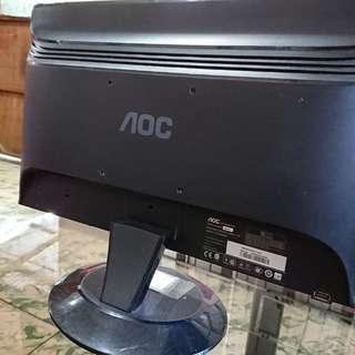 "AOC e936Vw 19"" LCD Monitor"