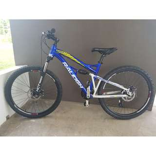 Raleigh Scale 1.0 Trail Mountain Bike [PM For Price]