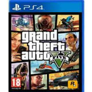 GTA V (Condition is as Good As New)