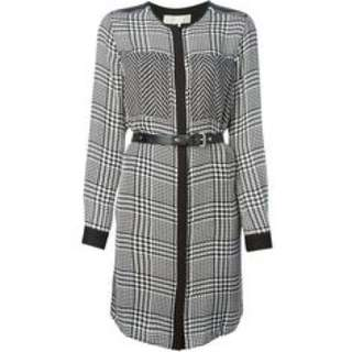 Michael KORS houndstooth dress size small
