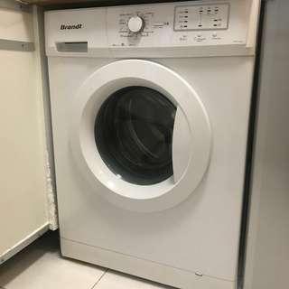 新淨前置式洗衣機