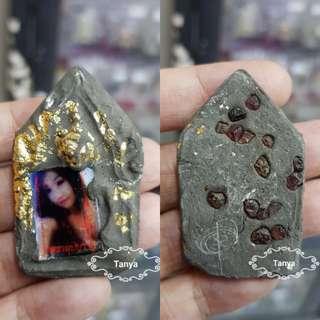 Thai amulets Prai Miss Peeya Lucky Fortune Love Success Whispering Luck by Kruba Deth Kitiyano, Pacha Rattanakosint Genuine Occult sorcery