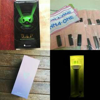 Promotion!! OFFICIAL LIGHTSTICK