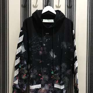 Off White hoodie Galaxy GOD QUALITY