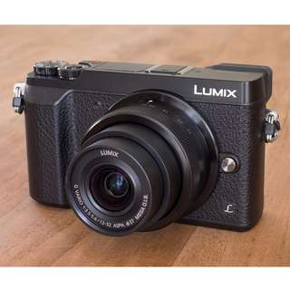 Panasonic Lumix GX85 4K Mirrorless Camera Kit (with 12-32mm Lens)