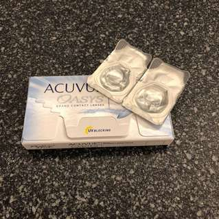 Acuvue Oasys -4.75 Contact Lens