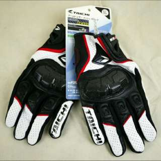 (PO)FREE DELIVERY NEW RS TAICHI Racing Bike Sport Cycling Motorcycle Gloves!
