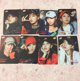 26期 Twice yescard