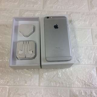 iPhone 6plus 128gb silver 95new perfect condition 100%work