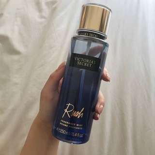 victoria secret rush fragrance mist