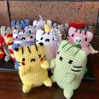 Crochet Mini Kitty