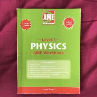 AME Level 3 Physics 2014