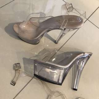 Competition Pole Dancing heels