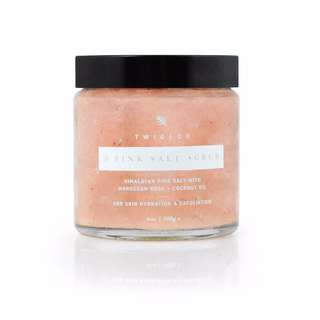 Pink Salt Scrub (Body Scrub) #1212yes