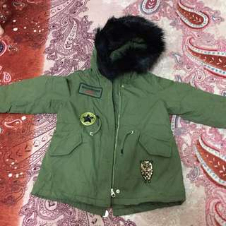Authentic Zara Winter Jacket