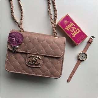 Chanel Bag Nude