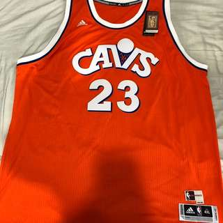 New adidas lebron James swingman hwc night 4XL