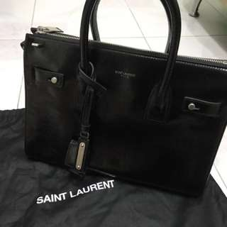 95%New Saint Laurent sac de jour small