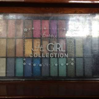 Bobbie Cosmetics IT Girl Collection Eyeshadow Palette