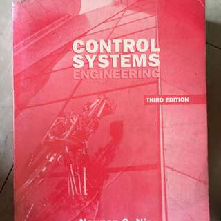 Engg Books: Control Systems