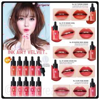 Peripera's Airy Ink Velvet Lip Tint