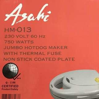 Asahi Jumbo Hotdog Maker (HM-013)