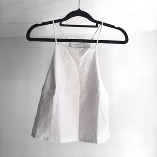CO. By COTTON ON Split Back Shirt SIZE 8